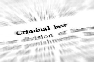 Rhode Island Criminal Misdemeanor Law